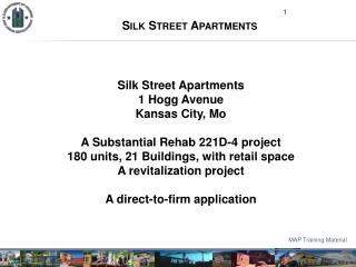 Silk Street Apartments