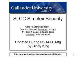 academictech.gallaudet/events/2006/slcc