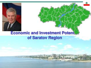 Economic and Investment Potential of Saratov Region