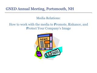 GNED Annual Meeting, Portsmouth, NH