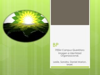 ITESM Campus Querétaro Imagen  e  Identidad Organizacional .