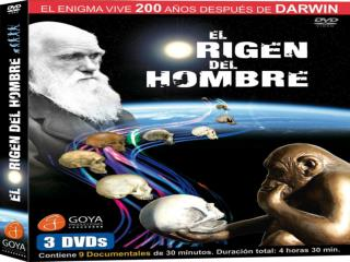 """CHARLES DARWIN """"LA EVOLUCIÓN """" y Lamarck"""