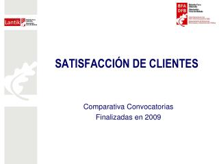 SATISFACCIÓN DE CLIENTES