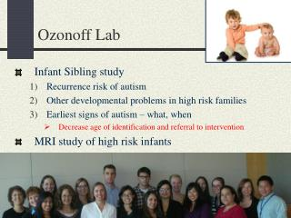 Ozonoff Lab