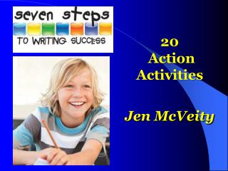 20  Action Activities Jen McVeity