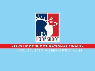 2013 Hoop Shoot National Finals Weekend Recap