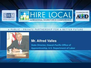 Mr. Alfred Valles