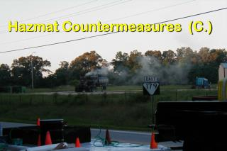 Hazmat Countermeasures  (C.)