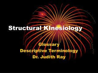 Structural KInesiology