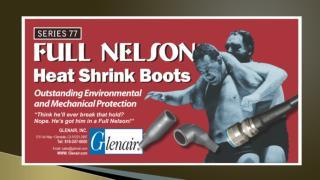 """Series 77  """" Full Nelson """"  Shrink Boots"""