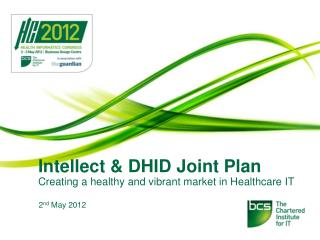 Intellect & DHID Joint Plan