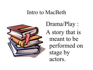Intro to MacBeth