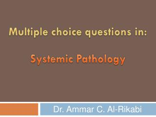 Multiple  choice  questions in: