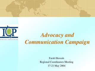 Advocacy and Communication Campaign