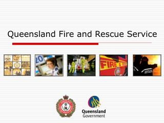 Queensland Fire and Rescue Service
