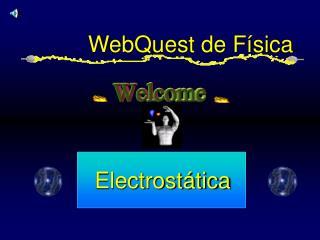 WebQuest de Física