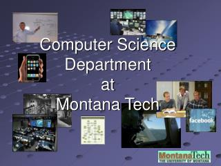 Computer Science Department  at Montana Tech