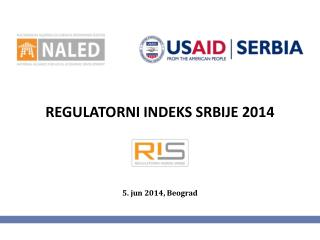 REGULATORNI INDEKS SRBIJE 2014