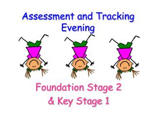 Assessment and Tracking Evening