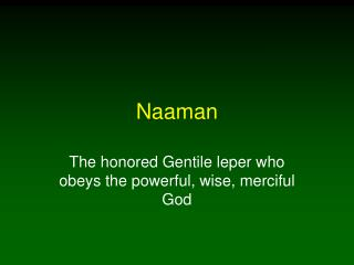 Naaman