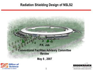 Radiation Shielding Design of NSLS2