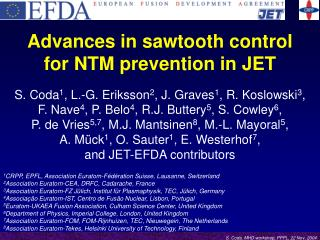 Advances in sawtooth control for NTM prevention in JET
