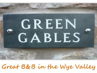 Great B&B in the Wye Valley