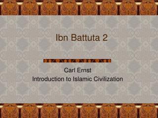 Ibn Battuta 2