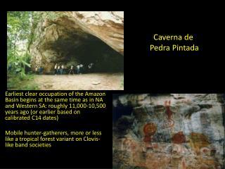 Caverna de  Pedra Pintada