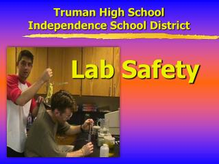 Truman High School Independence School District