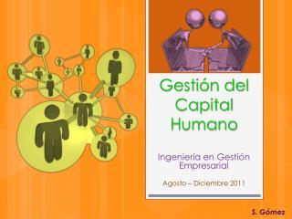 Gestión del Capital Humano