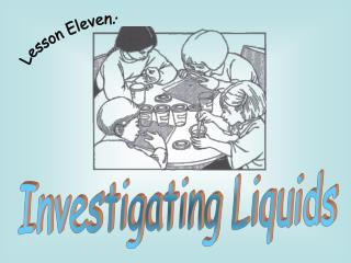 Lesson Eleven: