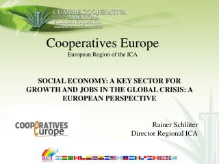 Cooperatives Europe European Region of the ICA