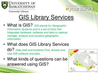 GIS Library Services