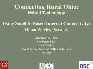 Connecting Rural Ohio: Hybrid Technology