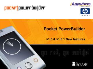 Pocket PowerBuilder