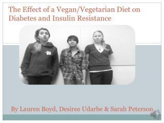 By Lauren Boyd, Desiree  Udarbe  & Sarah Peterson