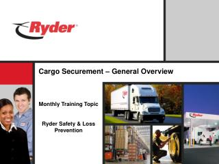 Cargo Securement � General Overview