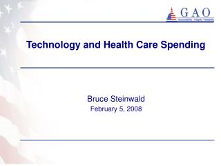 Technology and Health Care Spending