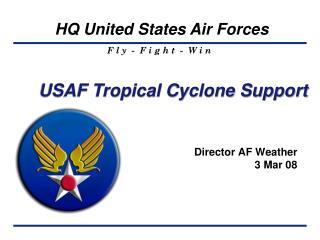 Director AF Weather 3 Mar 08