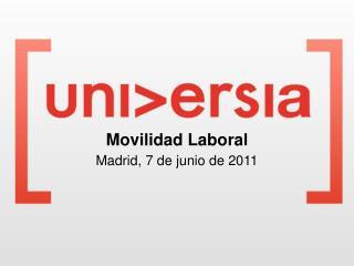 Movilidad Laboral