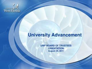 University Advancement