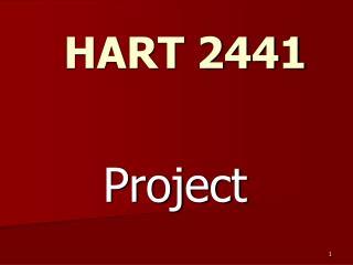 HART 2441