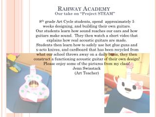 Rahway Academy