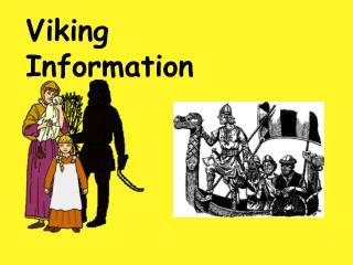 Viking Information