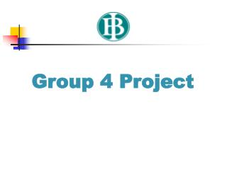 Group 4  Project