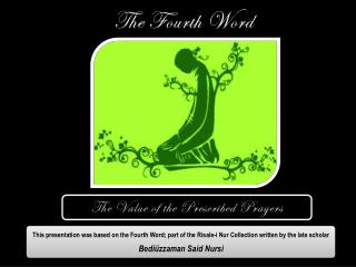 The Fourth Word