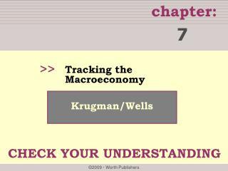 Krugman/Wells