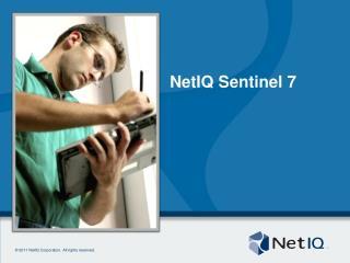 NetIQ Sentinel  7