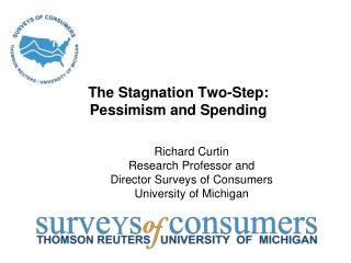 The Stagnation Two-Step: Pessimism and Spending